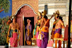 Ramlila_Dasratha