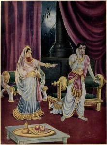 Urvashi_curses_Arjuna