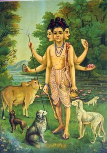 Ravi_Varma-Dattatreya