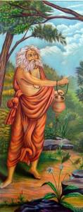 1Durvasa_Shakuntala
