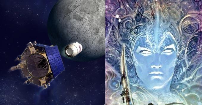 Real Aliens Chandrayaan 2 Lander Vikram Moon spaceship rocket satellite universe galaxy sun solar system stars black hole space scientists researchers ISRO Sivan mission Gaganyaan mars